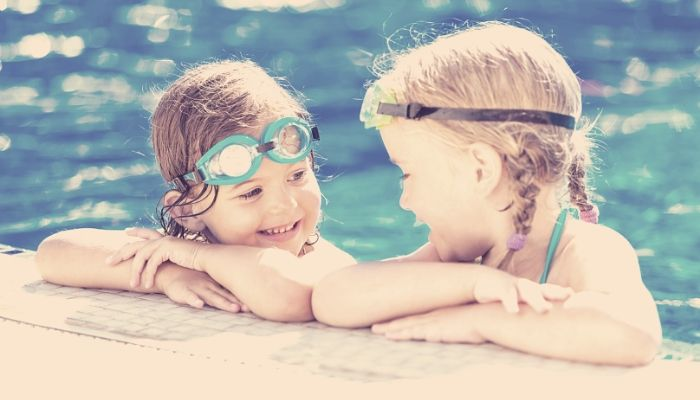 Get the Most Out of Your Swim Lessons By Setting the Right Goals - The Swim Revolution